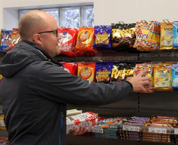 Μη επανδρωμένο μπακάλικο άνοιξε στη Σουηδία